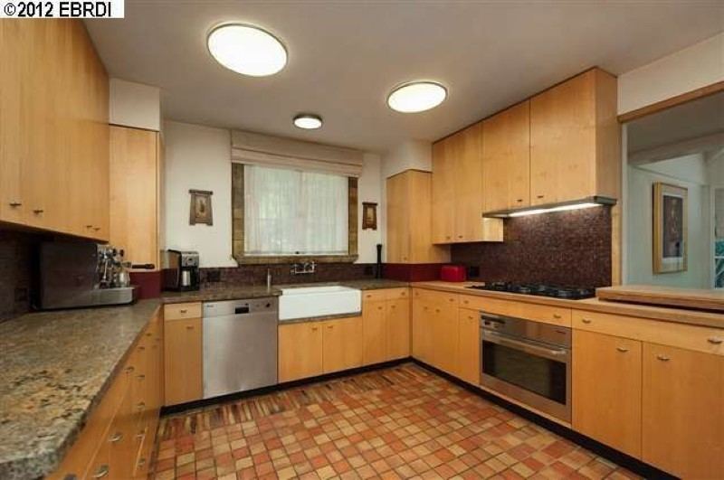 Owsley Stanley's kitchen