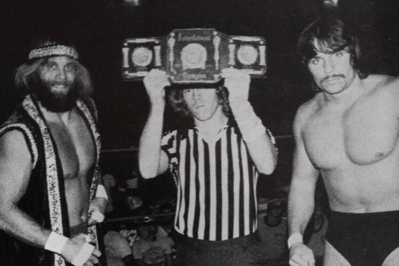 Randy Savage and Lanny Poffo