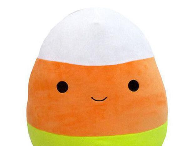 Cannon the Candy Corn Squishmallow