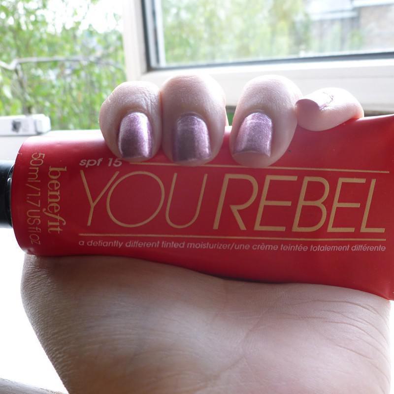 Benefit Tinted Moisturizer You Rebel