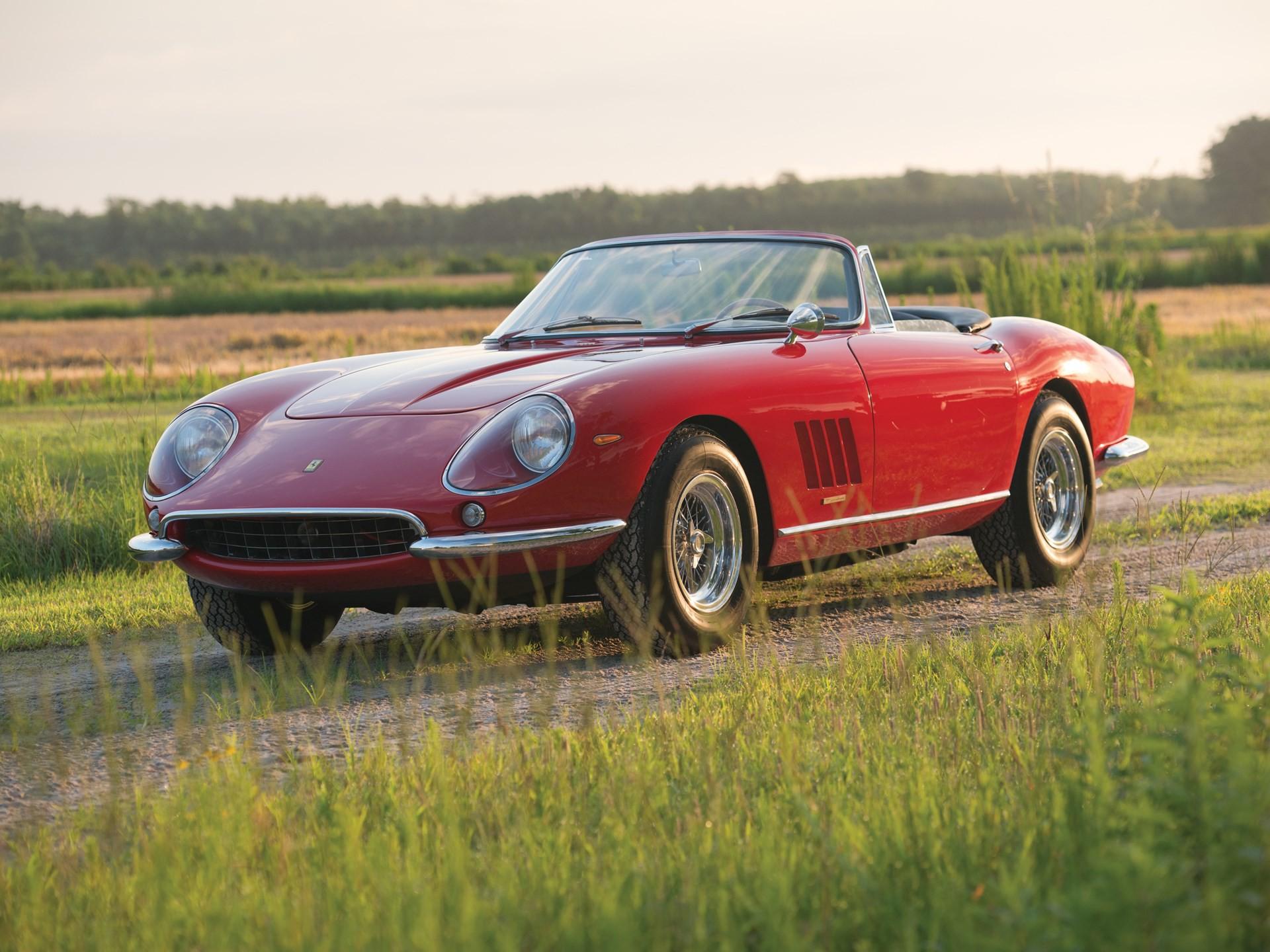 1967 Ferrari 275 GTB/4S NART Spider