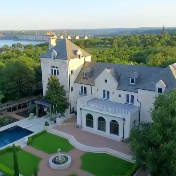 A Look Inside Austin's Most Expensive Home | Work + Money