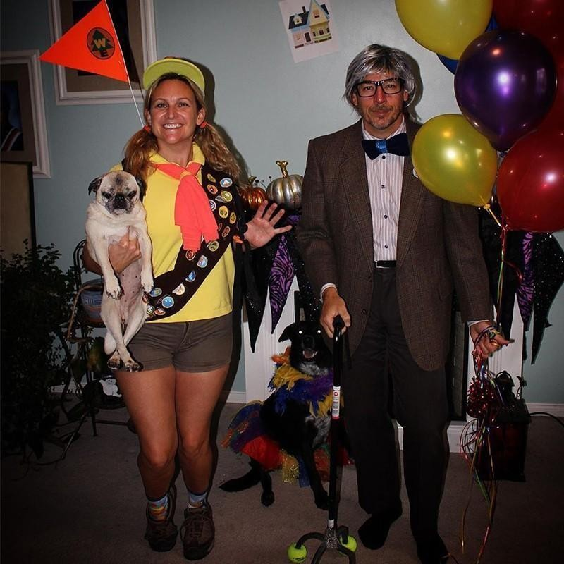up costumes