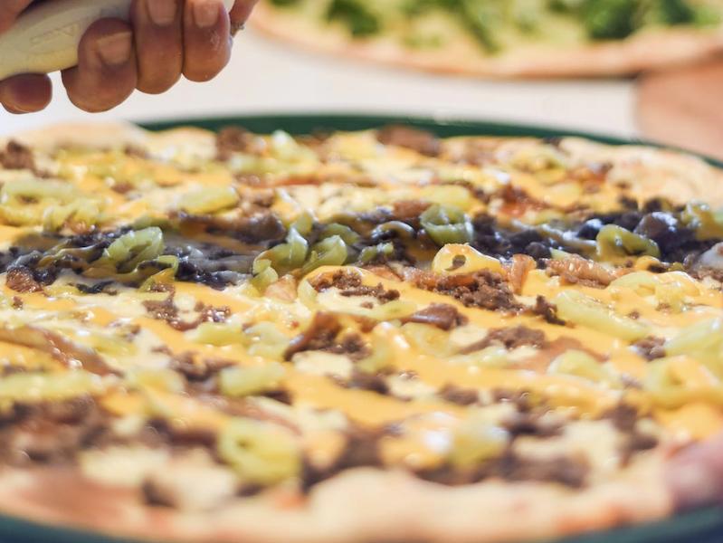 Mack & Manco Pizza