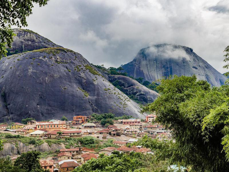 Idanre Hill, Nigeria