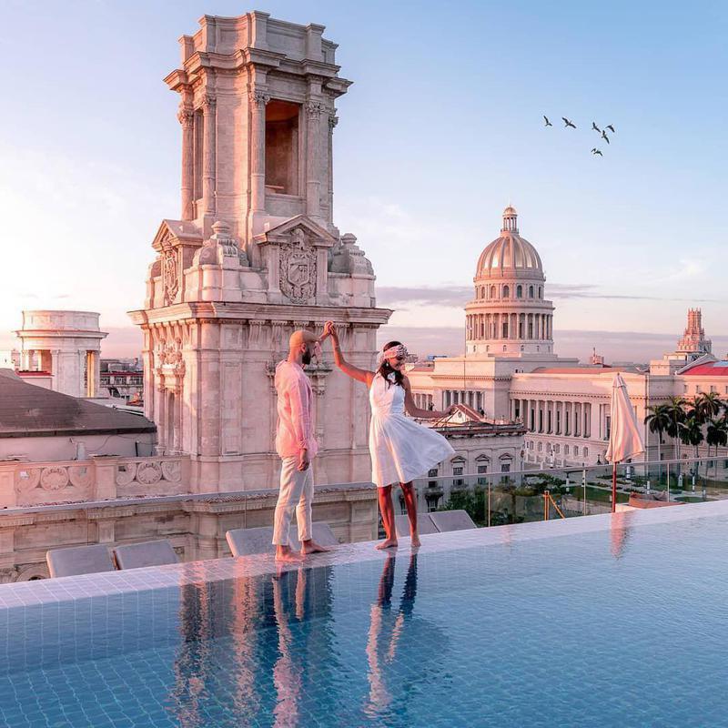 Havana Views in Cuba