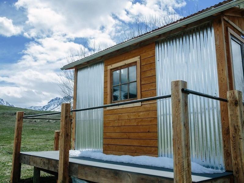 Wagon Tiny House