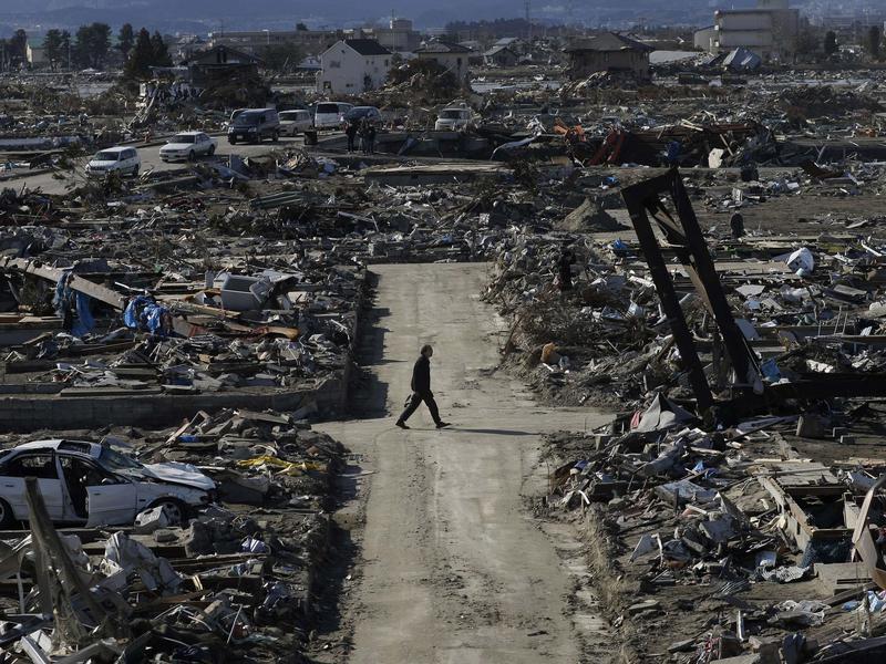2011 Japanese Earthquake and Tsunami