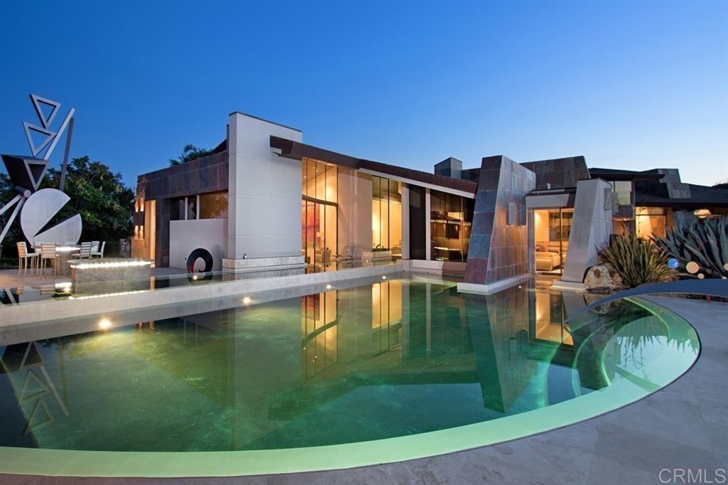 Rancho Santa Fe mansion