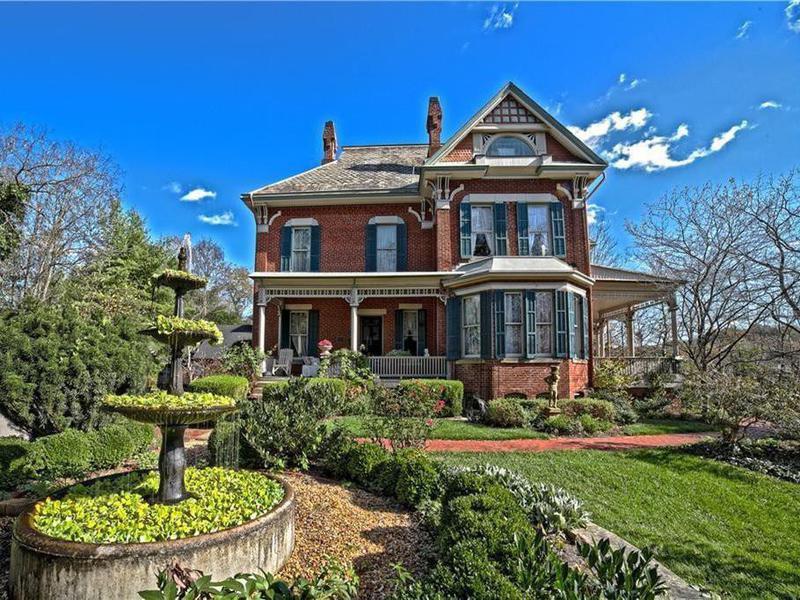 Cisler Terrace Mansion in Marietta, Ohio