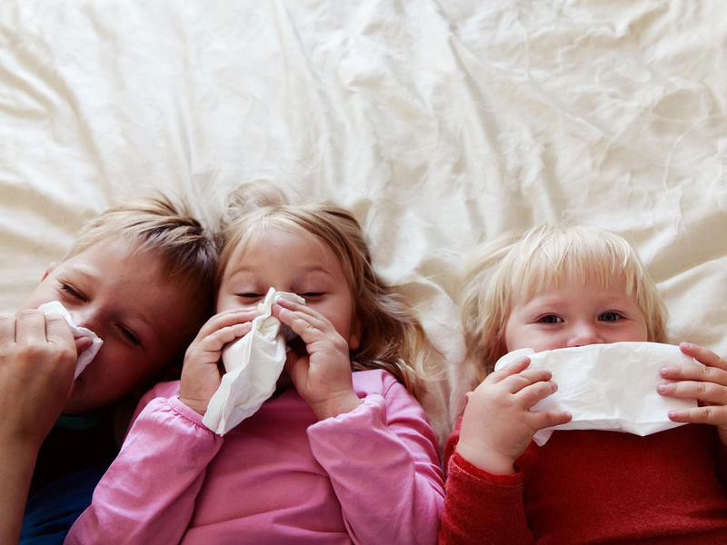 Funny white lies about sneezing