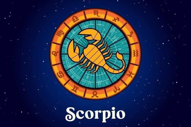 SCORPIO: The Scorpian (Oct. 23-Nov. 21)