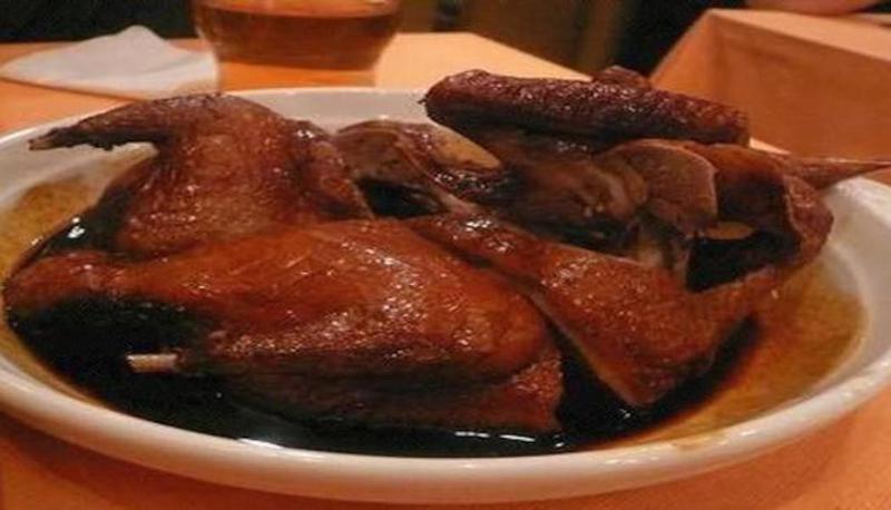 Tai Ping Koon food