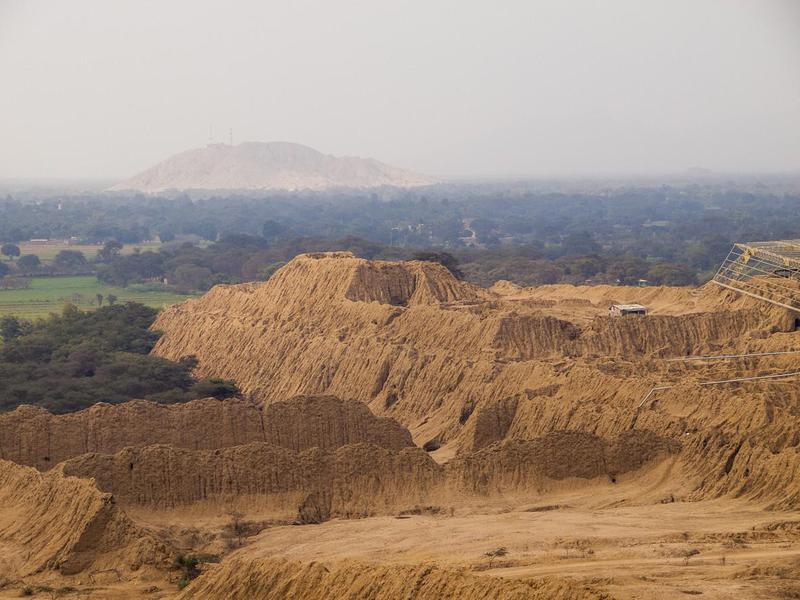 Tucumbe near Chiclayo Peru