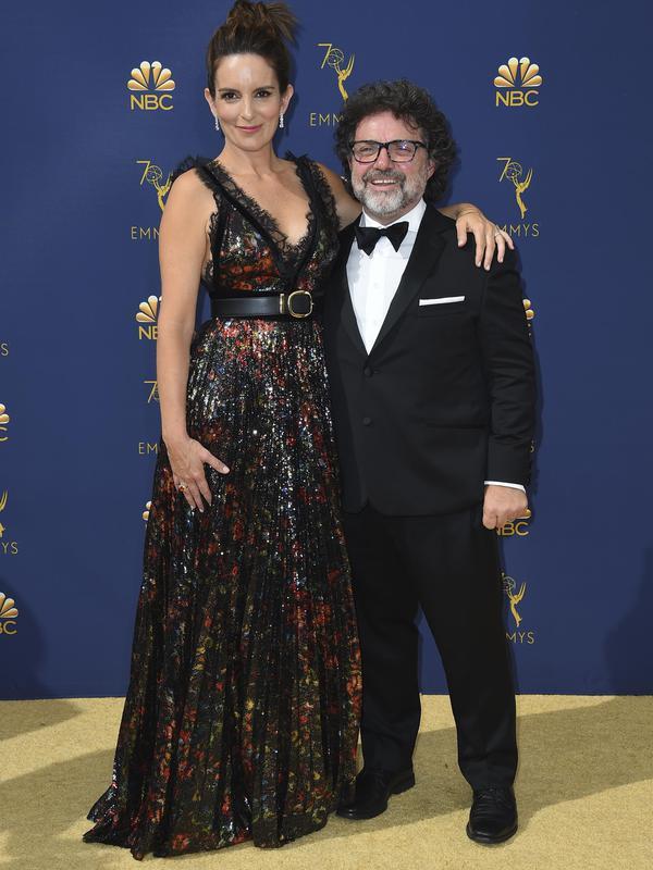 Tina Fey & Jeff Richmond