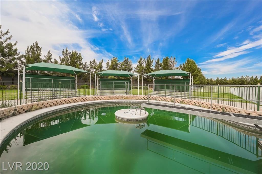 Horse pool