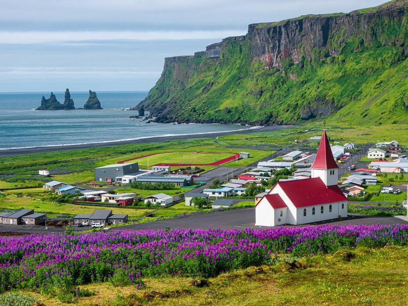 Reynisdrangar, Iceland