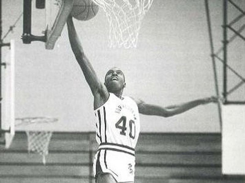 Flint Northwestern guard/forward Glen Rice
