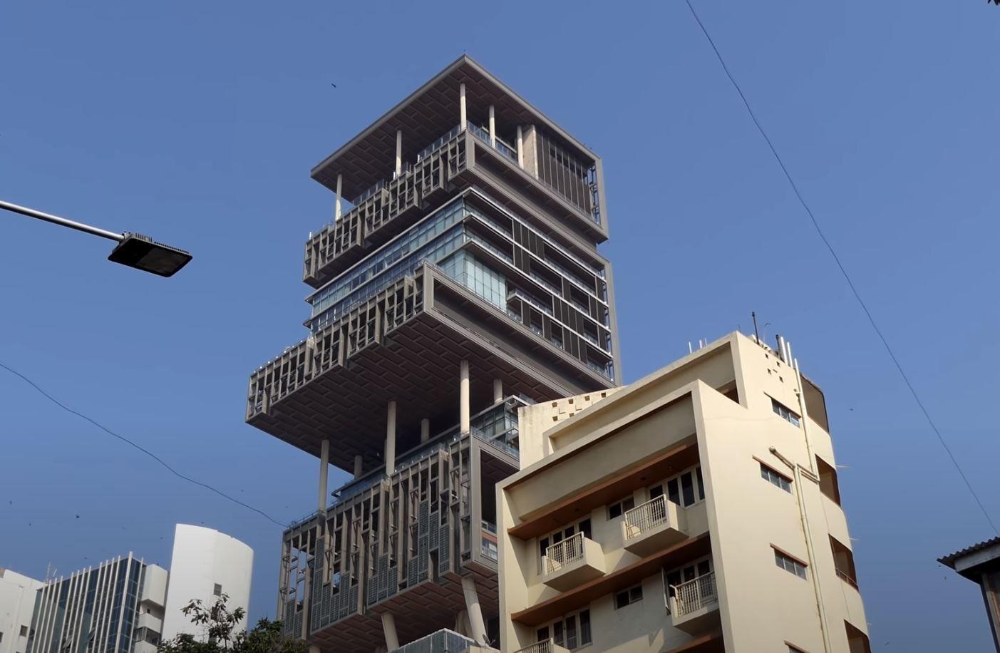 Antilla in Mumbai