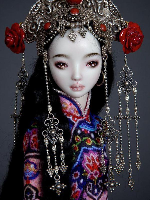 Marina Bychkova (Enchanted Doll)