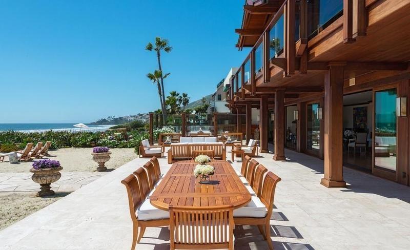 Pierce Brosnan's Orchid House