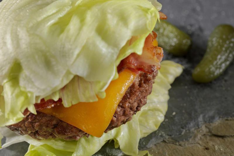 Burger Topping Ideas: Lettuce