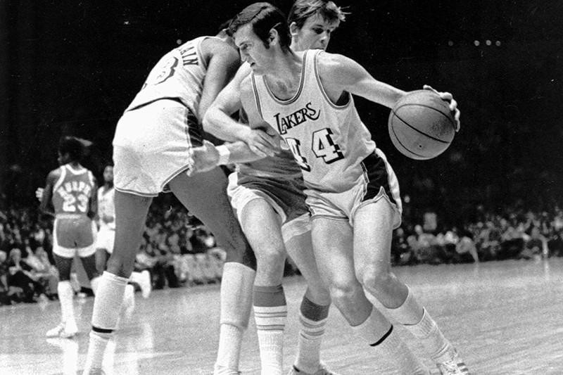Jerry West in 1971