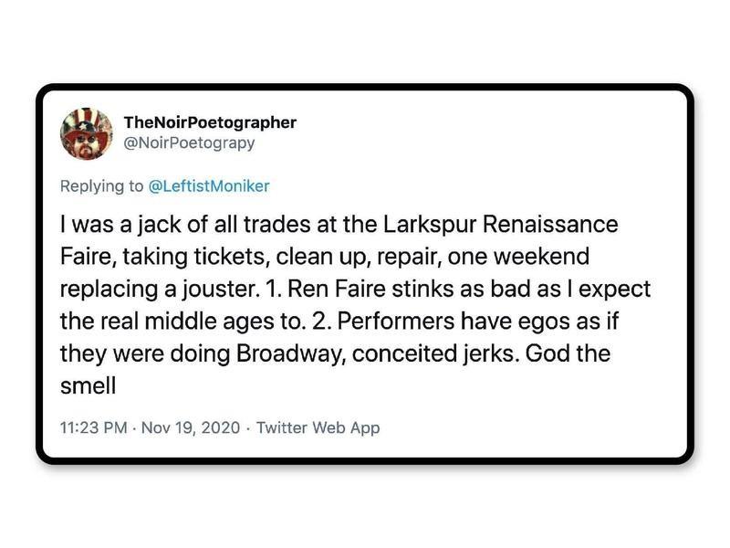 Renaissance fares