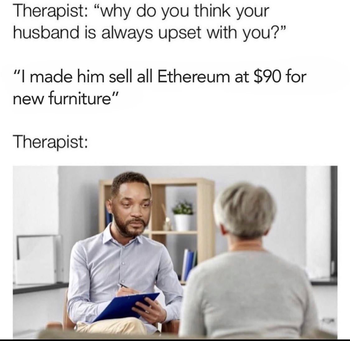 Ethereum problems