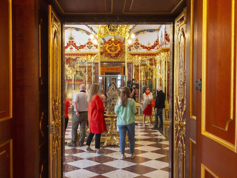 Dresden Green Vault Jewel Room