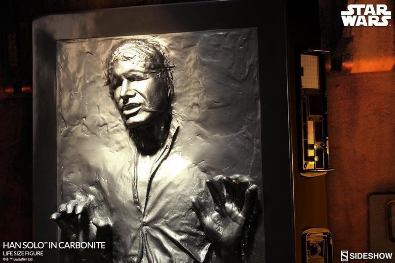 Han Solo in Carbonite, Full-Size Model