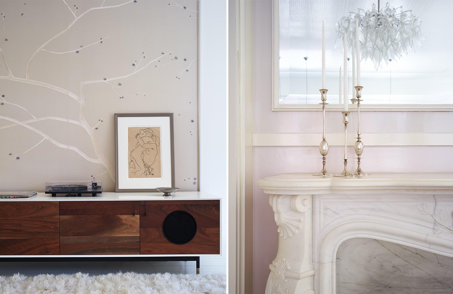 Gwyneth Paltrow's former apartment in New York City