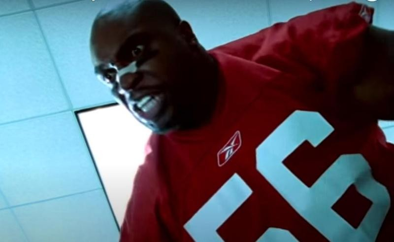 Reebok — Terry Tate, Office Linebacker