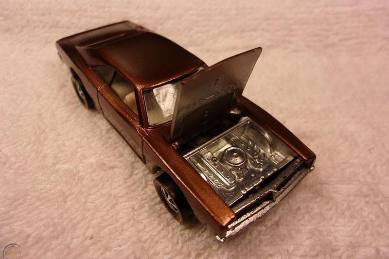 1969 Brown Custom Charger