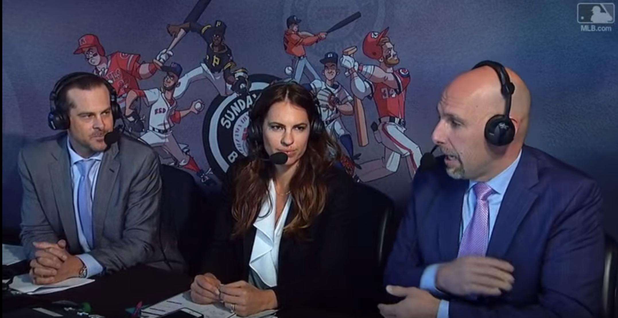 Jessica Mendoa on ESPN