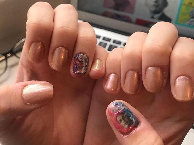 Fauci nails