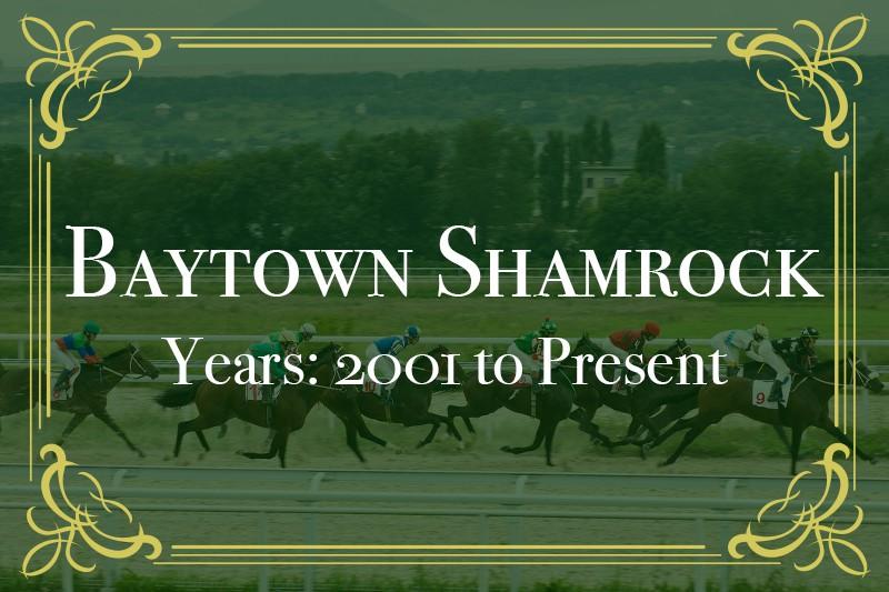 Baytown Shamrock