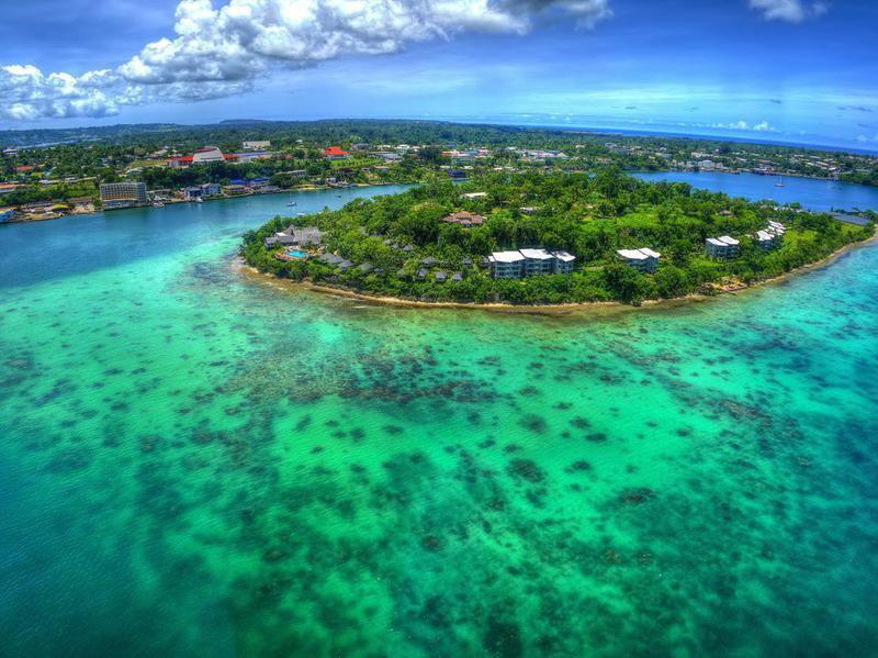Port Vila Bay- Vila, Vanuatu