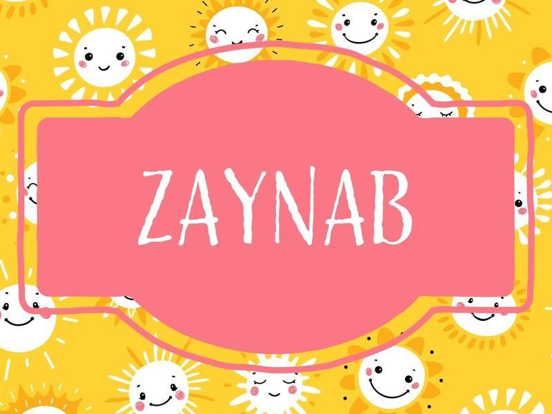 Zaynab