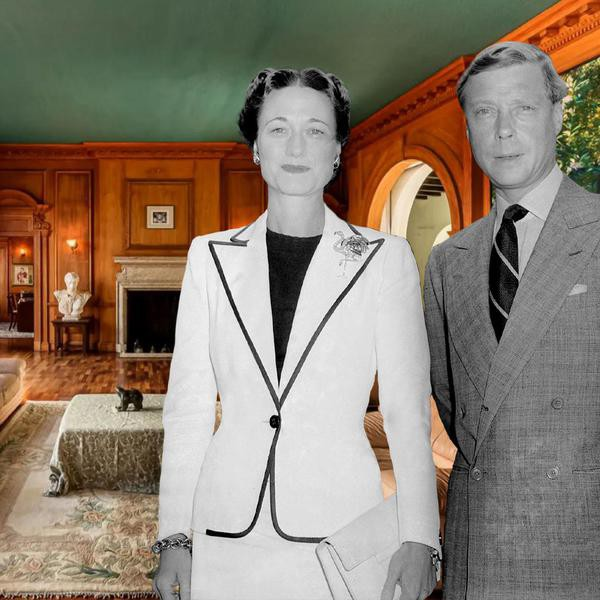 See the Bahamas Mansion of Former King Edward VIII