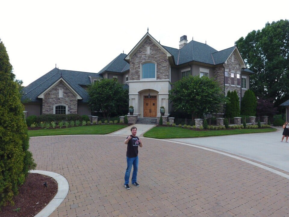Dale Earnhardt Jr.s' North Carolina house