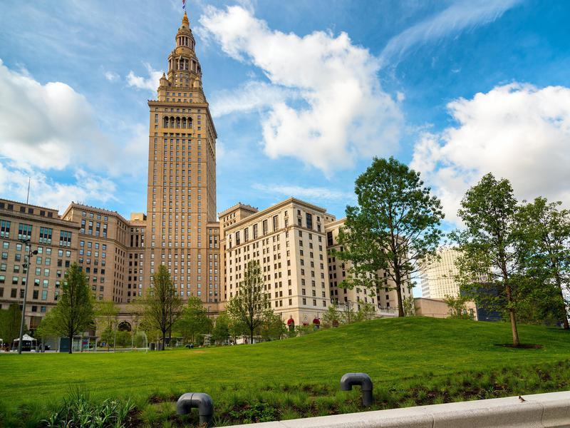 Cleveland's Public Square Avengers