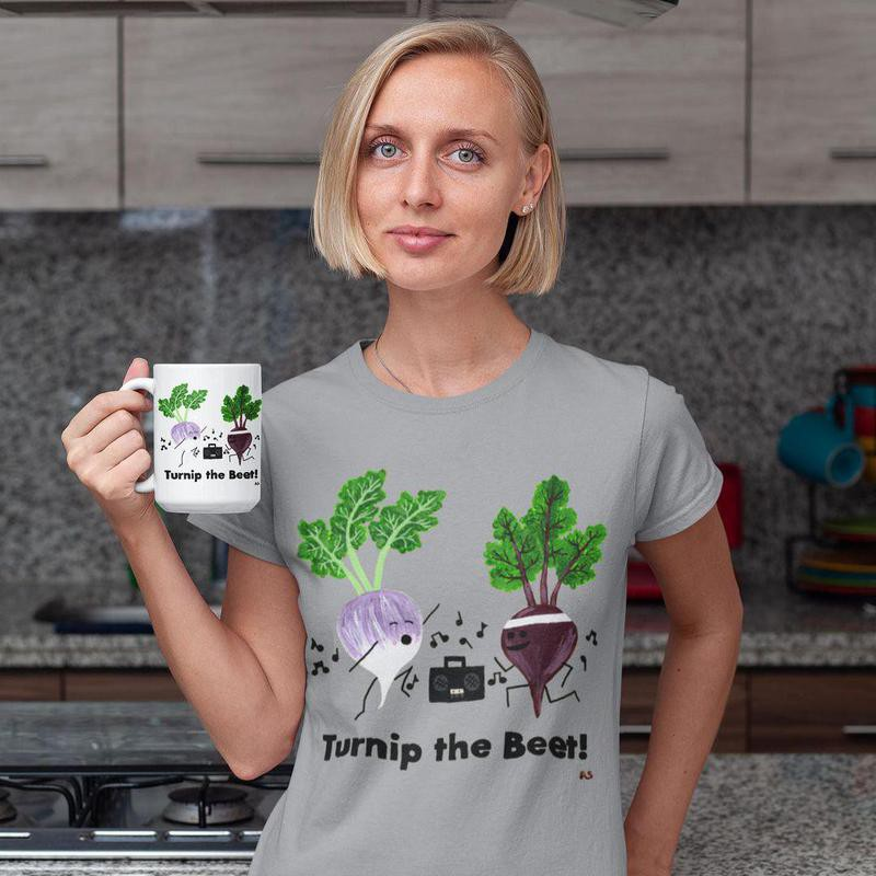 Funny T-Shirts for Vegetarians