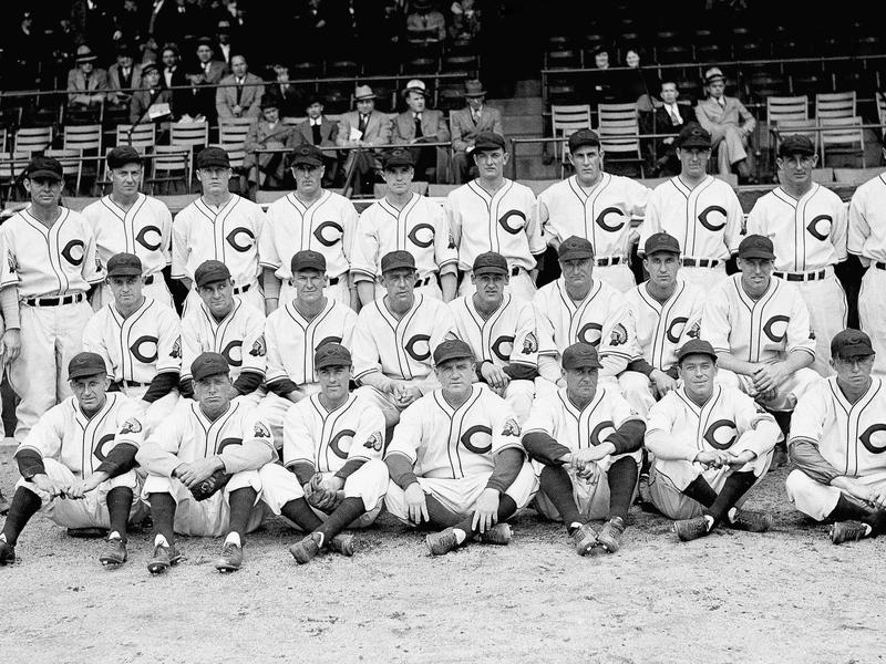 1936 Cleveland Indians