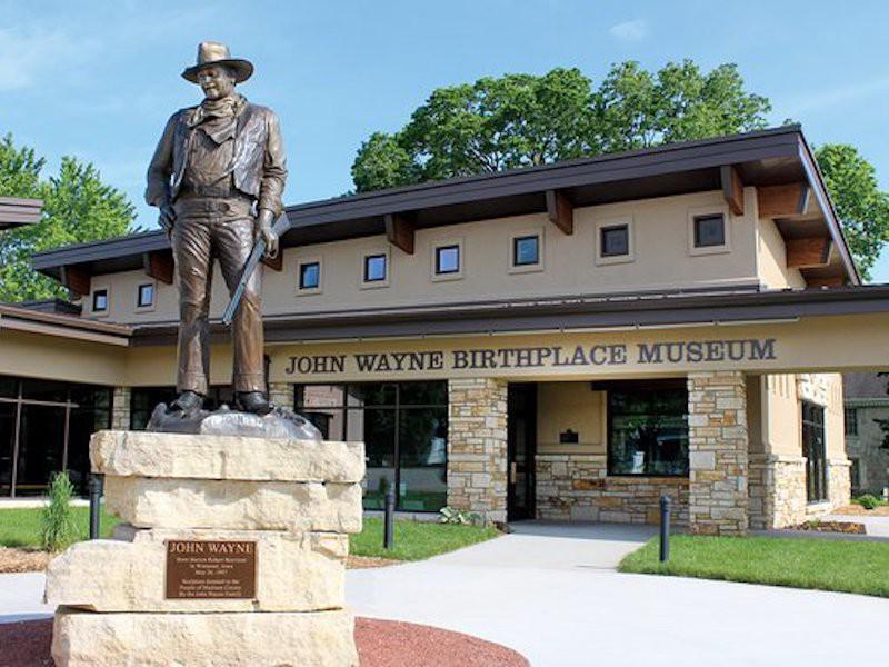 John Wayne Birthplace