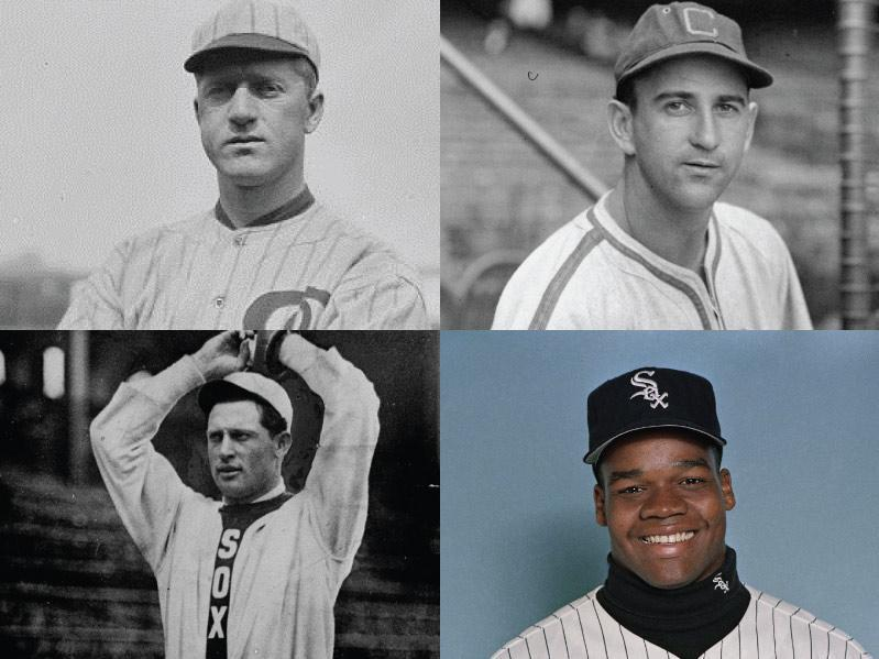 Chicago White Sox Mount Rushmore