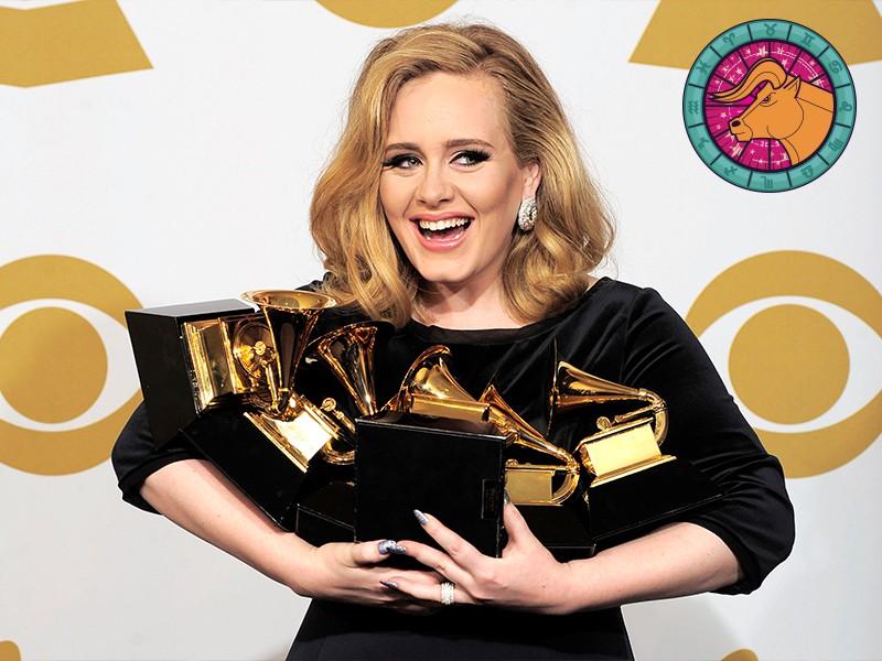 Taurus: Adele
