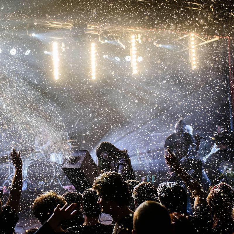 Queensland Music Festival scene