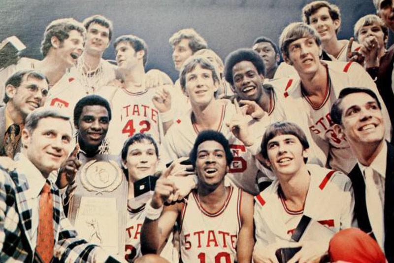 1973-74 North Carolina State Wolfpack