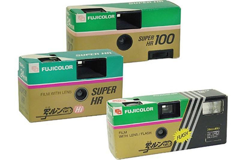Single-use camera